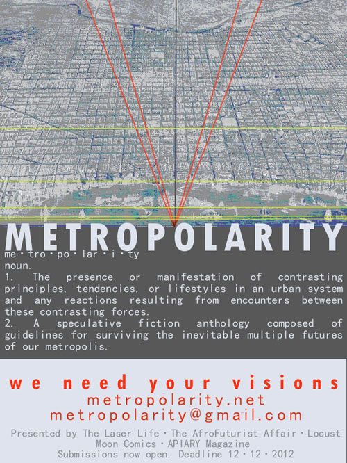 Metropolarity flier