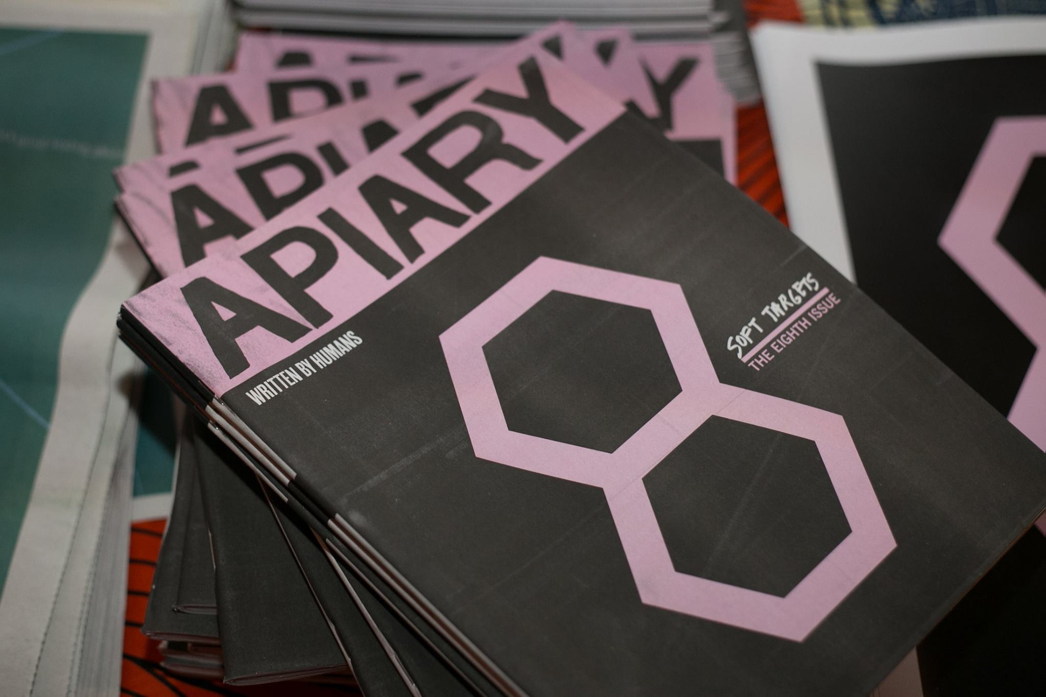 Apiary #8 x Metropolarity is out. Photo by Erin Pitts Photography